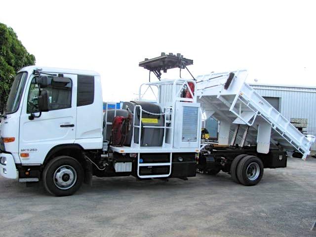 Welders Service Truck